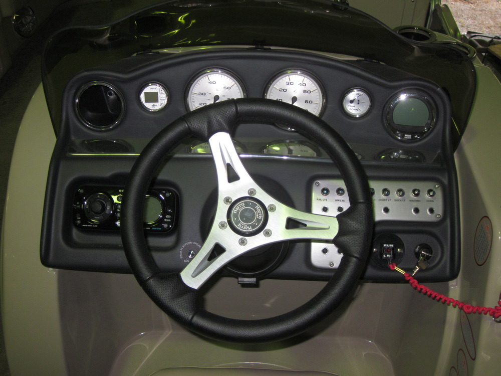 Grand Mariner Dash Kit